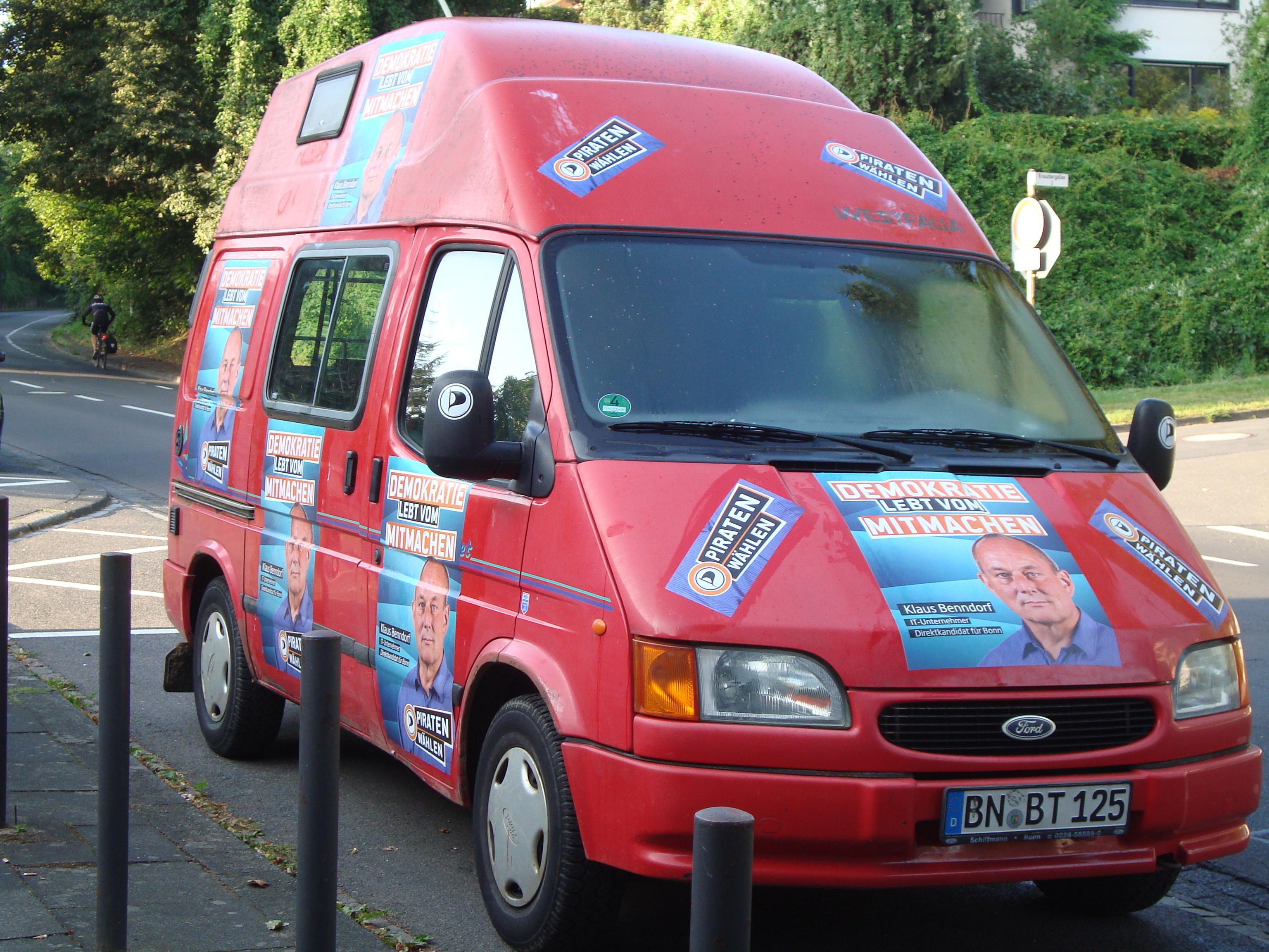 Wahlmobil