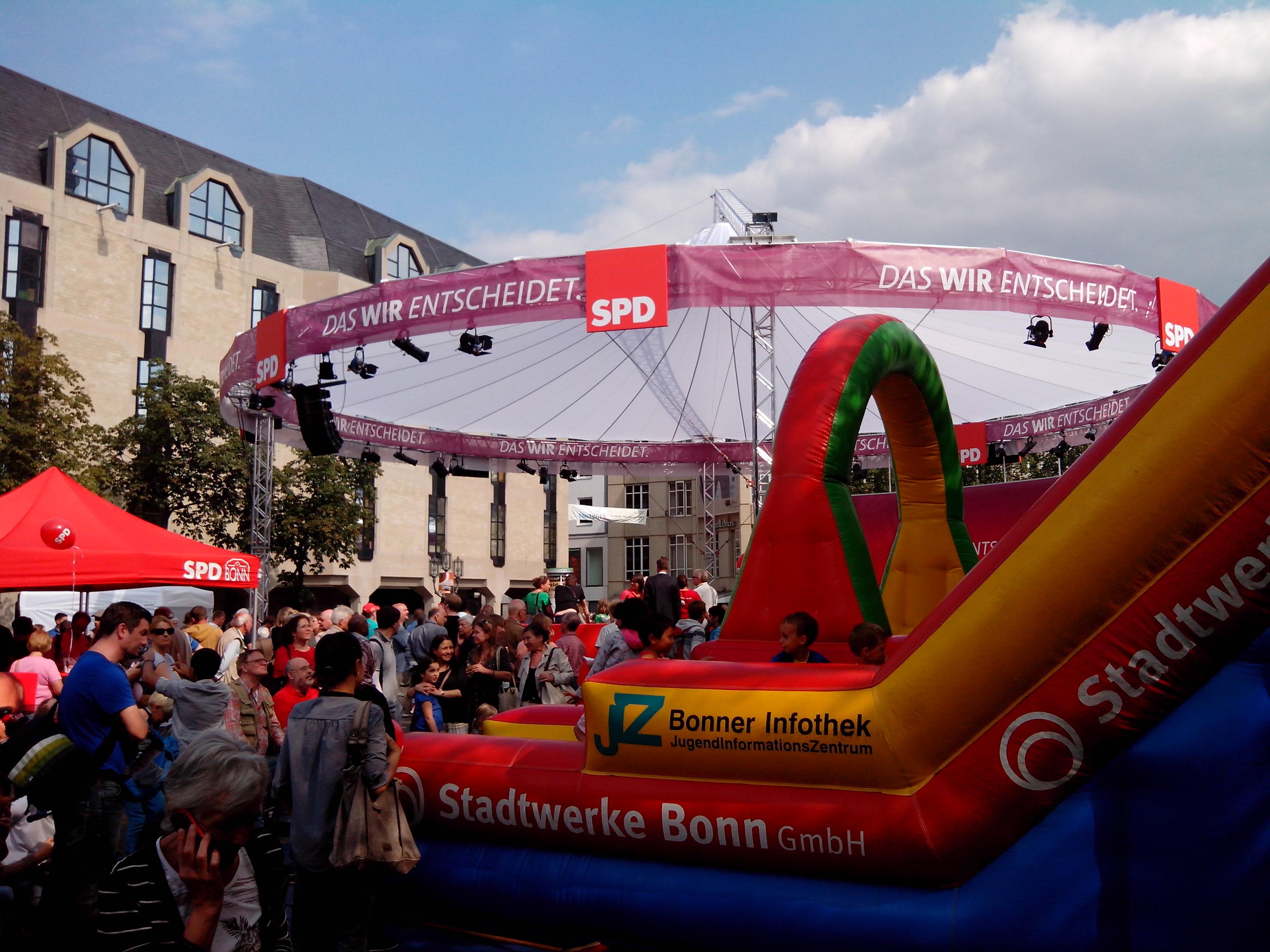 SPD und SWB