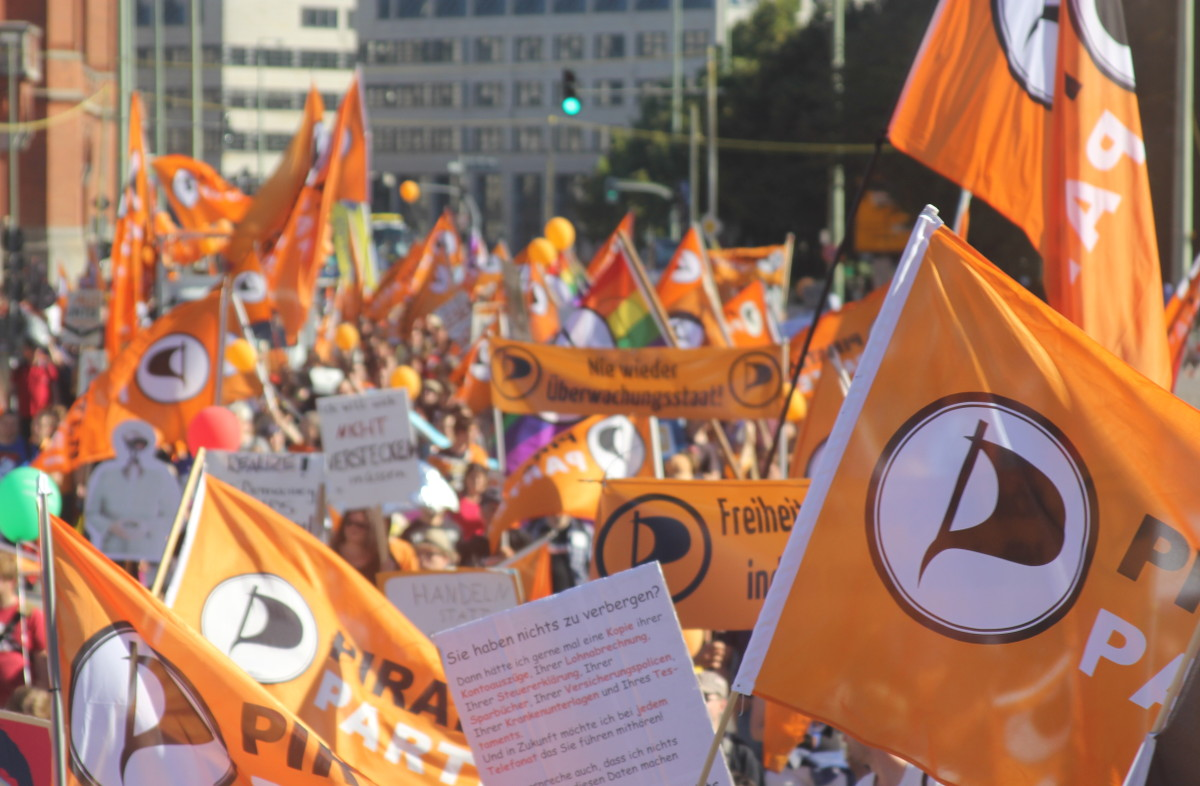 Piraten Demo