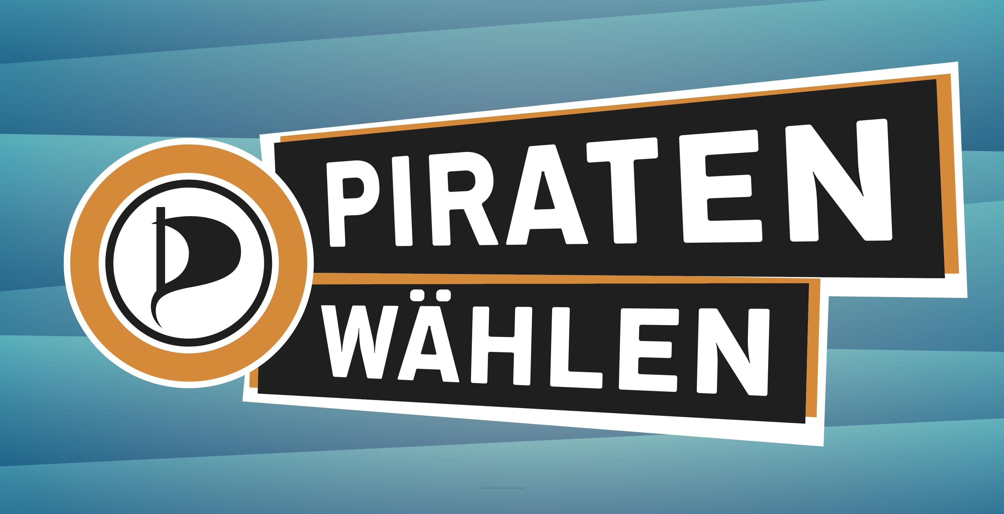Piraten wählen