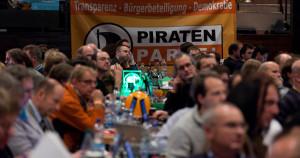 Bundesparteitag 2011.2 Der Piratenpartei