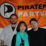 Von l.n.r.: Sascha Köhle, Melanie Kalkowski, Michael Levedag