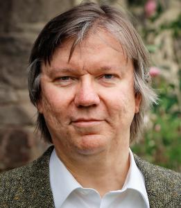 Jan Ulrich Hasecke, der Kandidat der PIRATEN im Wahlkreis 103 (Solingen-Remscheid-Wuppertal II)