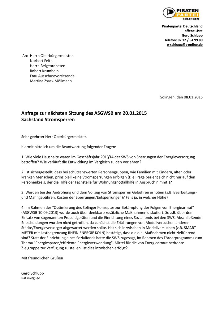 Anfrage_ASGWSB_Januar2015_Stromsperren !!!!